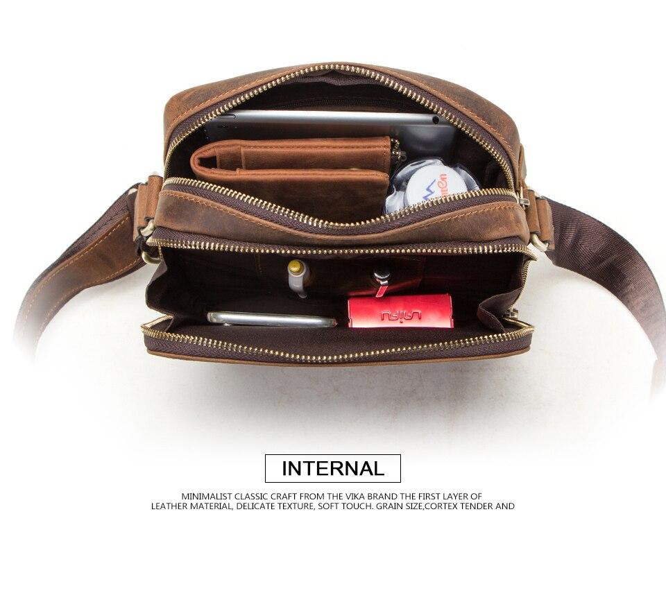 b0ce2d14e8 2019 New Fashion Men Bags Men's Shoulder Bag Famous Brand Design | eBay