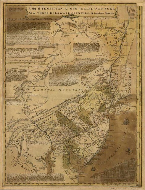 Map Of Old New York.Oil Painting Old New Jersey New York Maps Wall Paint Vintage On