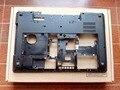Новые Оригинальные нижняя Случай Y580 Крышка для Lenovo Ideapad Y580 нижней части корпуса нижняя крышка нет ТВ интерфейс