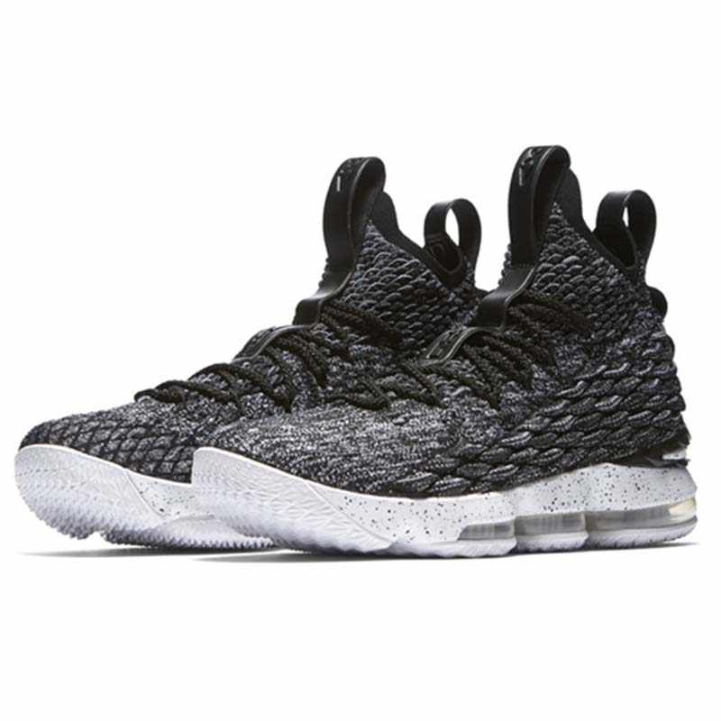 5af29c9e65db ... Nike Lebron 15 LBJ15 Breathable Original New Arrival Offical Men s  Basketball Shoes Sports Sneakers Trainers ...