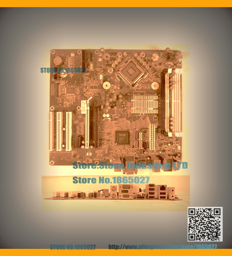 ФОТО A 775 dc7900 T Desktop Motherboard 462431-001 460963-001 100% Tested Good Quality