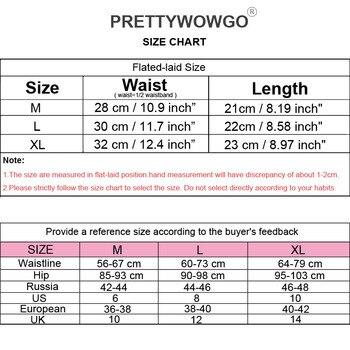 Prettywowgo 3 pcs/lot women underw