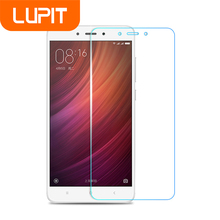 LUPIT Ultra-thin HD Tempered Film Case for Xiaomi Redmi 4 4pro 4X 4A Glass Anti-Blu-ray Screen Protector For Redmi 4 Pro 32G