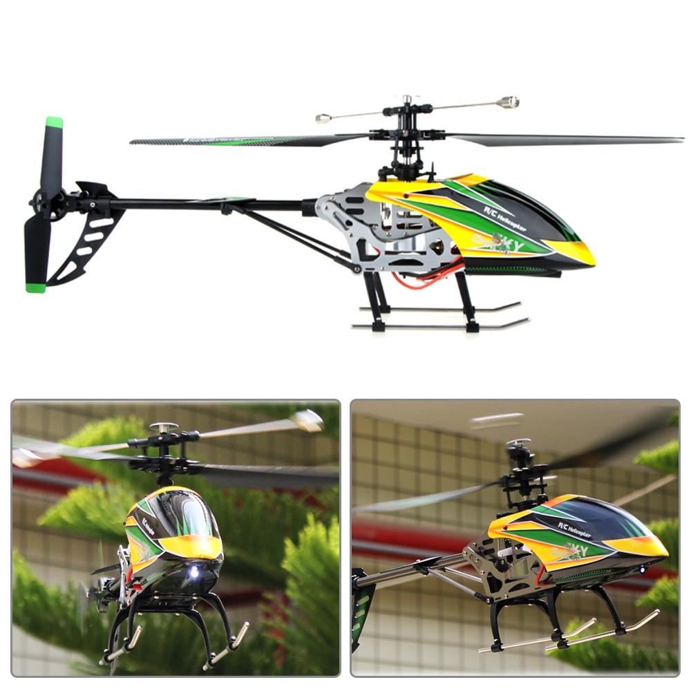 Hight Quality V912 RC Helicopter 2.4G 4CH Drone Droni Volare Elicottero Giocattolo di Controllo Remoto Giocattolo Aeromobili Bambini Drone Dron regali