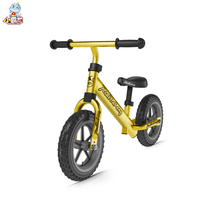4 Colors Children Two Wheel Balance Bike 11 Inch Child Walker Portable Bike No Foot Pedal Kids Bicycle Baby Walker Riding Toys