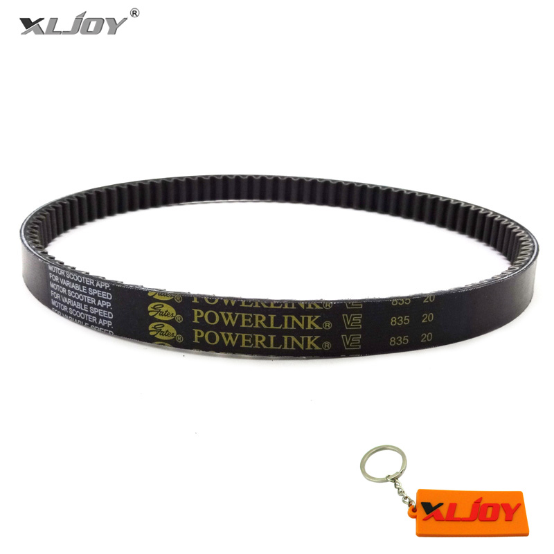 Atv,rv,boat & Other Vehicle Independent Gates Powerlink Cvt Drive Belt 835 20 30 For Gy6 125cc 150cc Scooter Moped Atv Go Kart 152qmi 157qmj Parts Online Shop Atv Parts & Accessories
