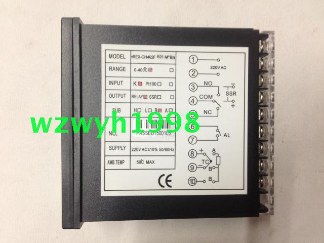 SKG genuine shell temperature controller precision short shelf TREX-CH402B  TREX-CH402B-m*bn  цены