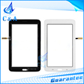 for Samsung Galaxy Tab 3 Lite T111 SM-T111 3G touch screen digitizer lcd glass front panel 1 piece free shipping black white