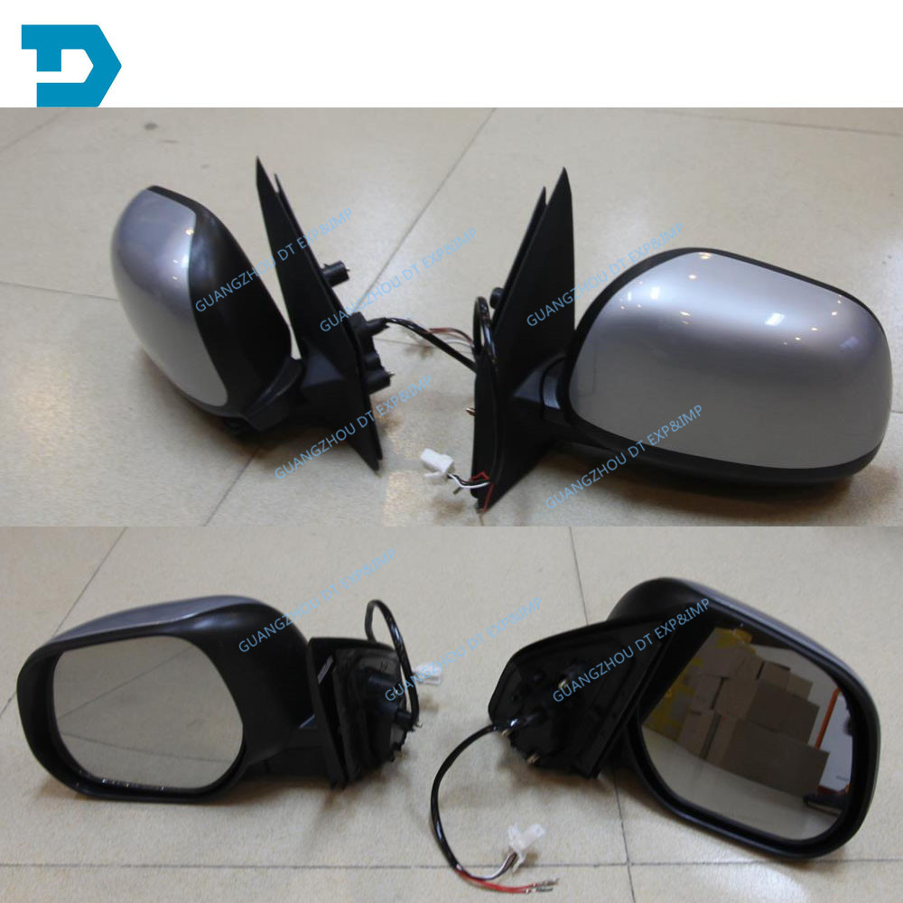 SIDE MIRROR WITHOUT LAMP FOR ASX  REAR MIRROR FOR OUTLANDER SPORTOE 5 WIRES 3 WIRES BUY THE 2 FOR 1 SET