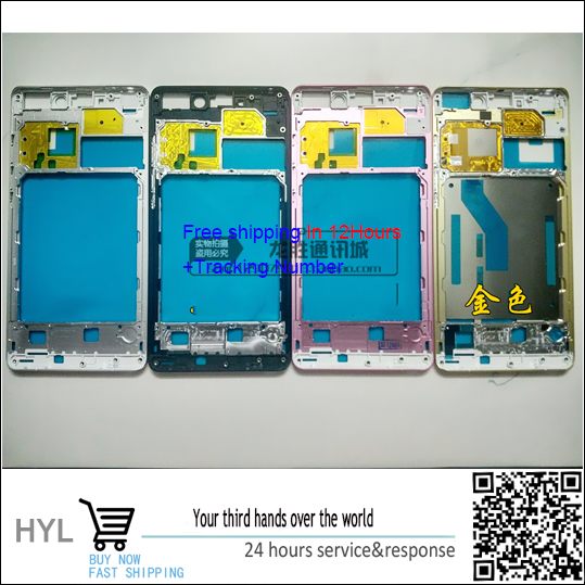 Original Ffront middle frame metal frame For xiaomi mi note mi note pro LCD housing cover