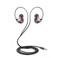 Newest Musicmaker TS1 In Ear Earphone Dynamic 3 5mm Earbuds Sport Hifi Headset