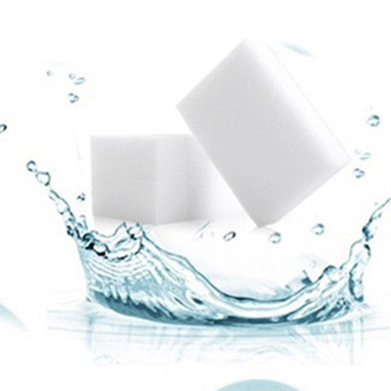 50 pcs/lot Magic Nano Sponge 10*6*2 cm Eraser Durable Dish Washing Melamine Sponge Cleaning Dish Washing Kitchen Accessory S35