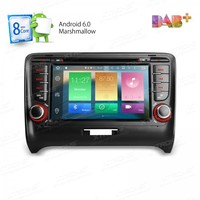 XTRONS Eight 8 Octa Core 2 Din 7 Android 6 0 Car DVD Player For Audi