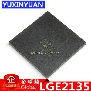 Image 3 - 2 قطعة/الوحدة LGE2135 LG2135 بغا رقاقة دي تيلا دي LCD جديد الأصلي
