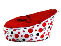 Baby Kids Children Bean Bags Chairs Baby Seats Sofa Toddler Chair Seats UNFILLED
