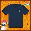 Shokugeki no Soma T shirt Anime Yukihira Souma Cosplay Costume cotton short sleeve T-shirt Fashion Men Women Tees Tops
