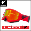 MX-Goggles Men & Women Motocross Goggles Colorful Film Motorcycle Helmets Goggles Outdoor Riding  Anti-fog Big Ski Mask Glasses