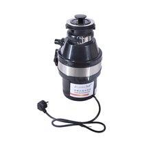 Nueva cocina alimentos procesador de residuos de alimentos de eliminación de residuos trituradora de material de acero inoxidable amoladora electrodomésticos de cocina 1400 ML