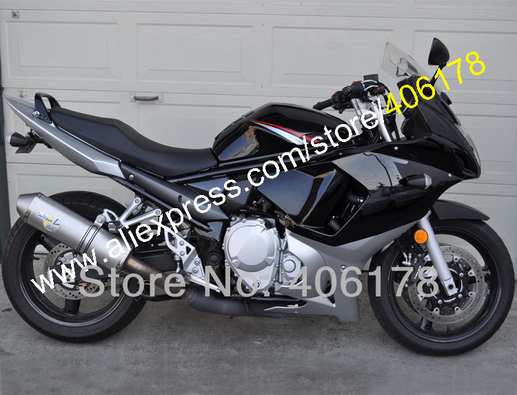 For Suzuki GSX650F 2008-2014 Motorcycle Accessories Full Fairing Bolt Kit CNC