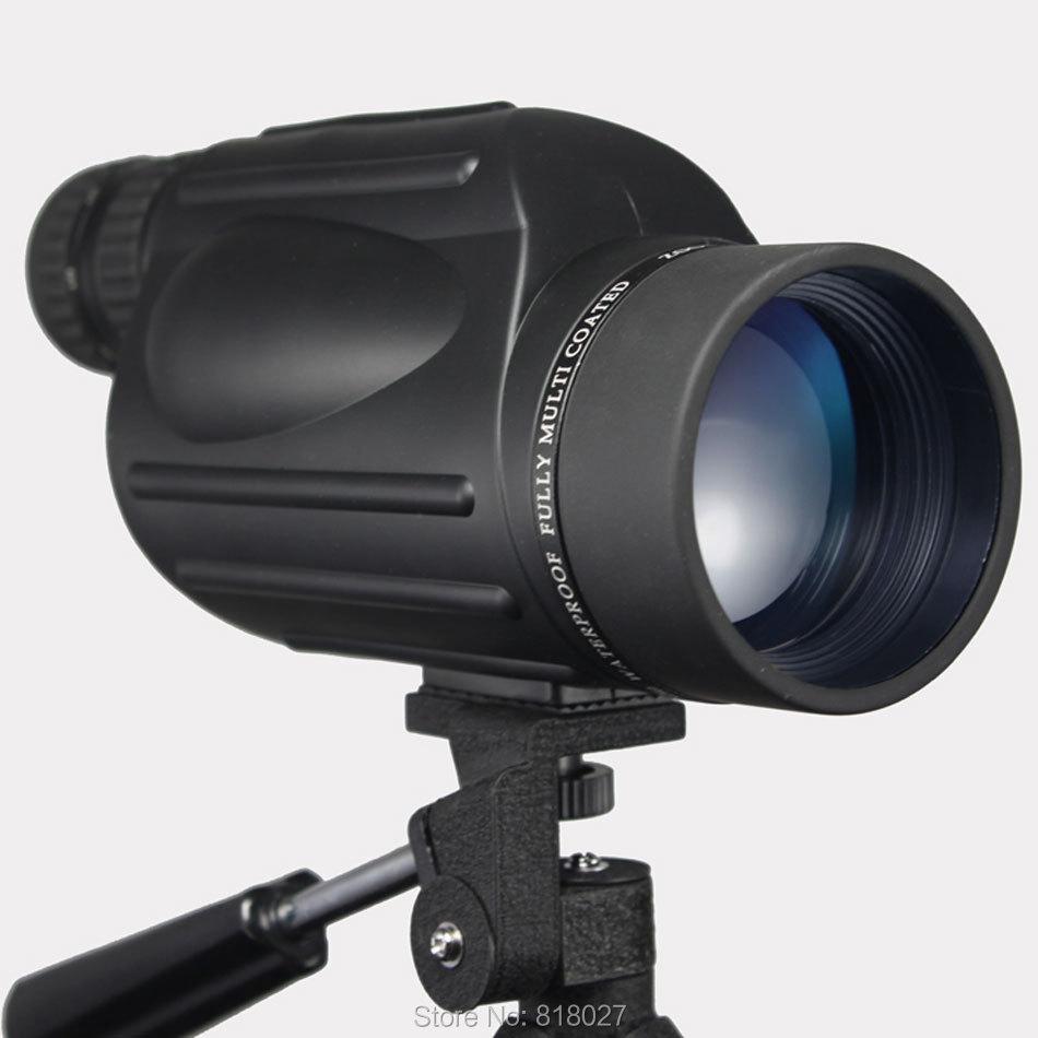 GOMU 10-30X50 böyüdücü monokulyar teleskop suya davamlı azotlu - Düşərgə və gəzinti - Fotoqrafiya 4