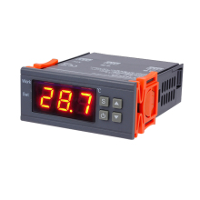 MH-1210W Ultra Wide Voltage Microcomputer Intelligent Digital Display Temperature Controller Operating Range AC90V~250V
