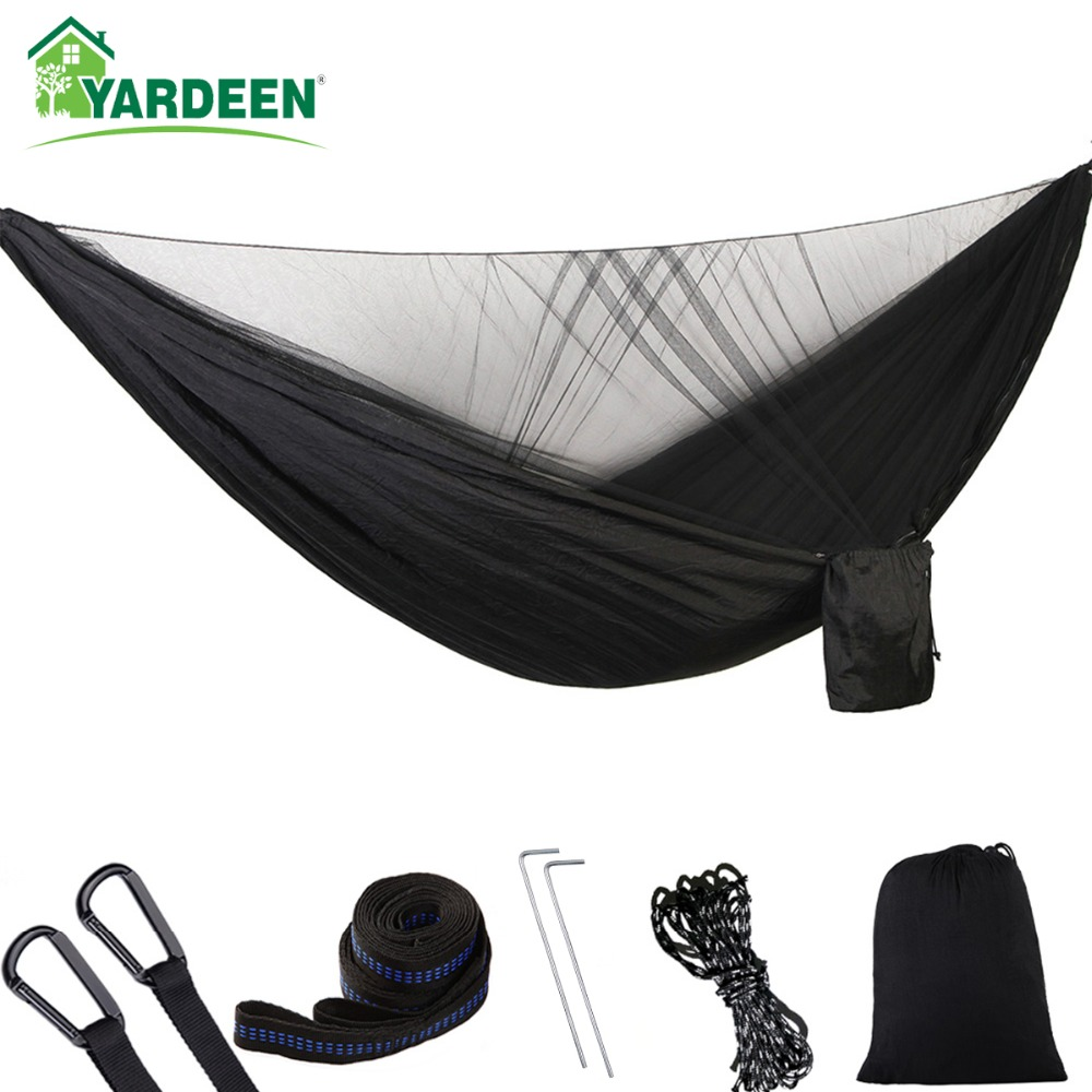 1-3-person-290-140cm-automatic-quick-open-anti-mosquito-hammock-outdoor-champing-hiking-parachute-hammock-with-mosquito-net