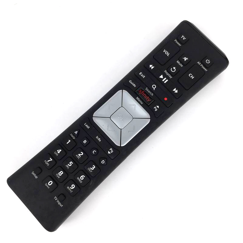 Used Original Remote Control Xr5 V4 U For Xfinity Comcast Backlight