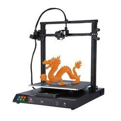 Najnowszy uruchomiony WIFI 3D drukarki MINGDA wielkoformatowy 420*420*400mm D4 3d zestaw do drukarki diy w Shenzhen chiny