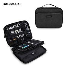 Bagsmart Portable Travel Accessories Design Bag Large Capacity Electronic Water ResistantAir Travel Bag