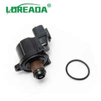 Idle speed motor Idle Air Control Valve IACV For MITSUBISH LANCER MD619857 MD628174 1450A116 MD613992 with gasket o-ring