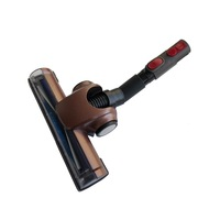 Air Driven Turbo Floor Brush Tool For Dyson V7 V8 32mm Vacuum Cleaner Tool Brush Cleaning