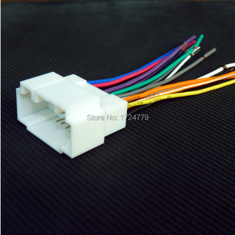 HTB1z9cgHpXXXXXeapXXq6xXFXXXt car audio stereo wiring harness for honda acura accord civic crv Wiring Harness Diagram at bakdesigns.co