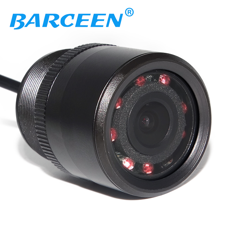 Facory Promotion Car Rear View Camera Reverse Backup Parking Camera Monitor With IR Night Vision 170 Degree Free Shipping