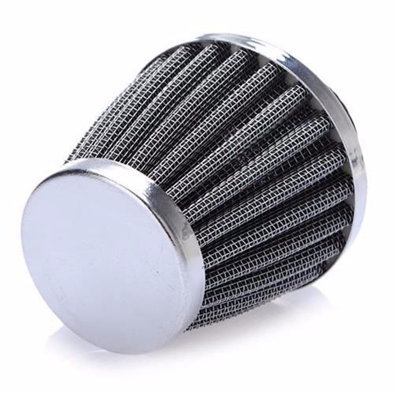 2pc 38MM-40MM 39MM For Motorcycle Power Scooter Cone race Air Filter Replacement 2