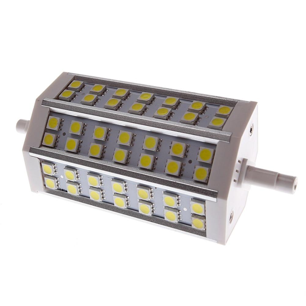 LED Light R7S Horizon Plug LED 5050 Light White Lighting Decoration 10W