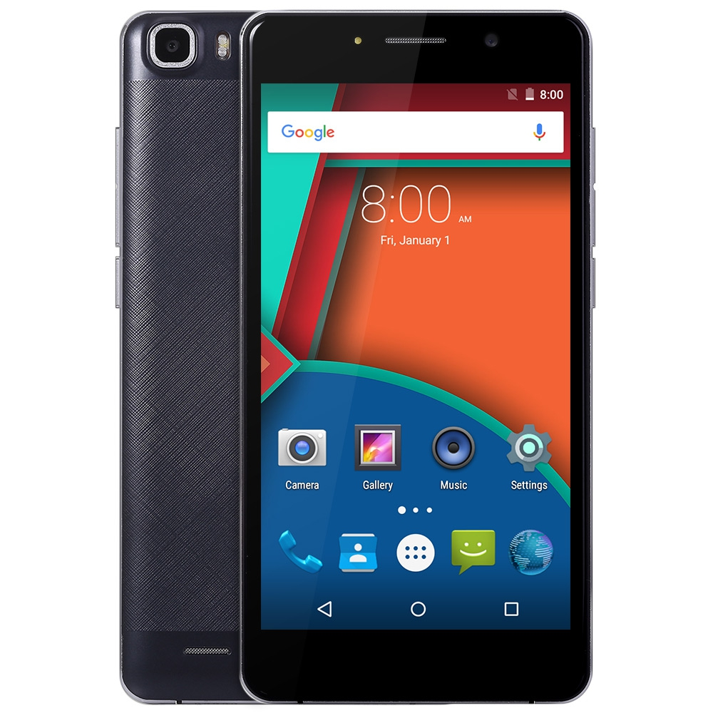 Timmy M12 Android 5.1 3G Smartphone 5.5 Inch HD Screen MTK6580 Quad Core 1.3GHz 8GB+1GB BT 4.0 1280*720 2800mAh Mobilephone