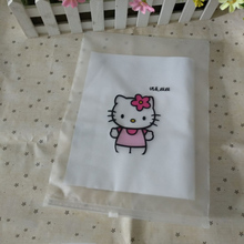 1pcs Custom Printing Clothes Plastic Packaging Bags ,Customized With Own Logo ,Printing Bag Special Custom-made Design