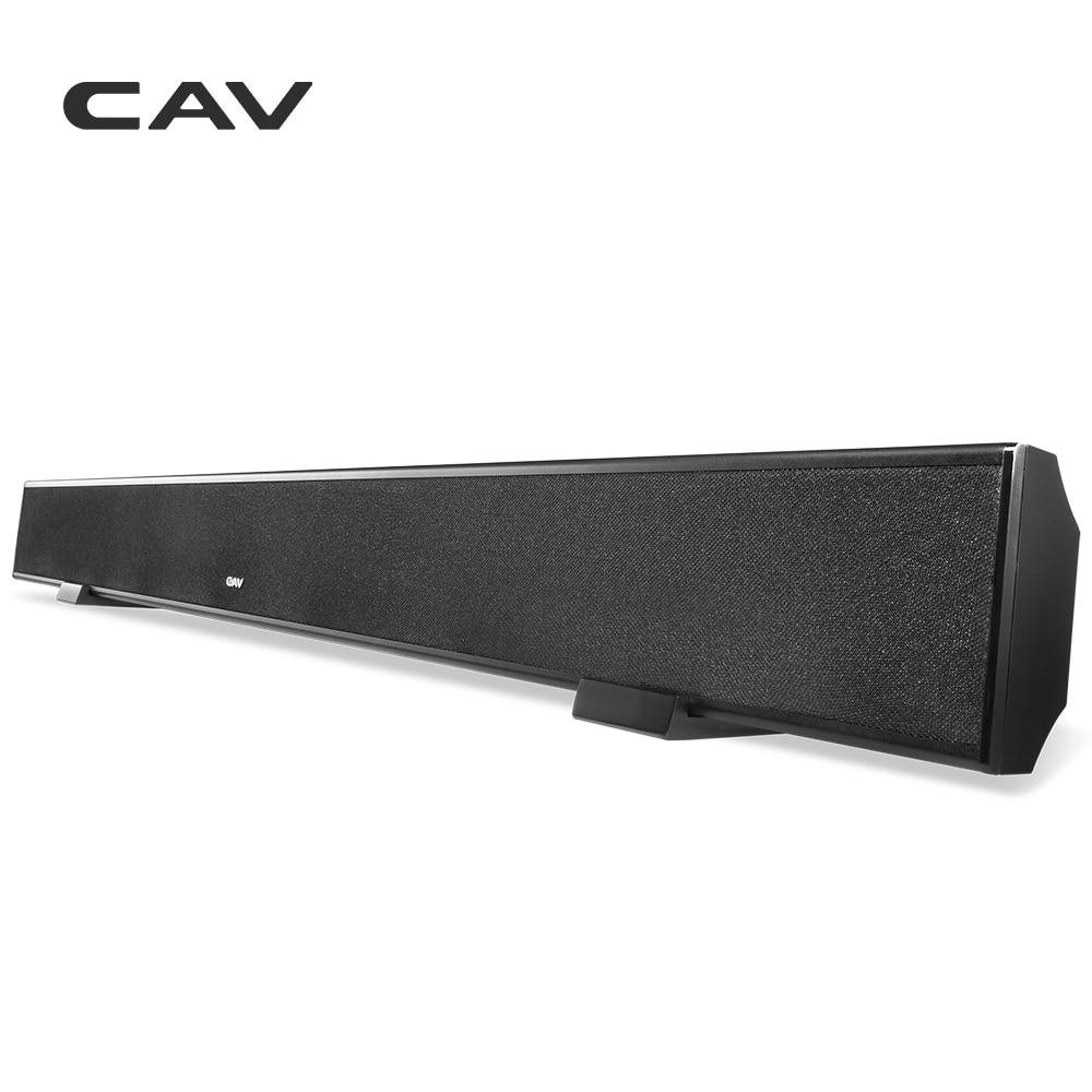 CAV AL110 Passive Wired Soundbar Column 3 0CH Home Theater Sound Bar Speaker For TV High