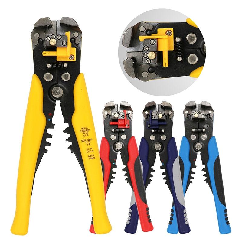 UnabhäNgig 0,2-0,6mm Elektrische Draht Stripper Stripper Werkzeug Mini Zangen Kabel Cutters Werkzeuge Crimpen Zange Strippen Multitool Funktion Hoher Standard In QualitäT Und Hygiene Handwerkzeuge Werkzeuge