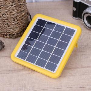 Image 4 - 2ワット6 12v有線太陽電池多結晶シリコンpet + eva積層ミニ太陽電池パネルソーラー屋外電源