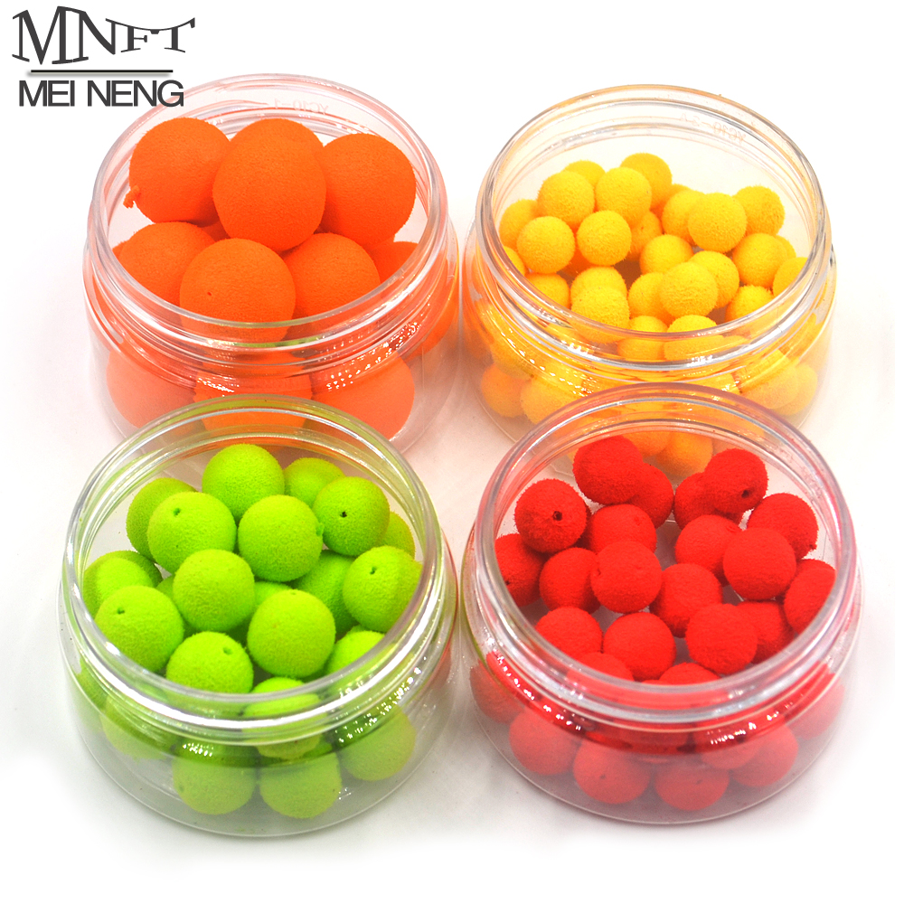 MNFT 5 Kinds Shapes Boilies Carp Bait Floating Smell Lure Corn Flavor Artificial Baits Carp Fishing Accessories Fish Pop Up Bait mnft 1 bottle of 40g viscose bait carp glue gluey fishing lure tool