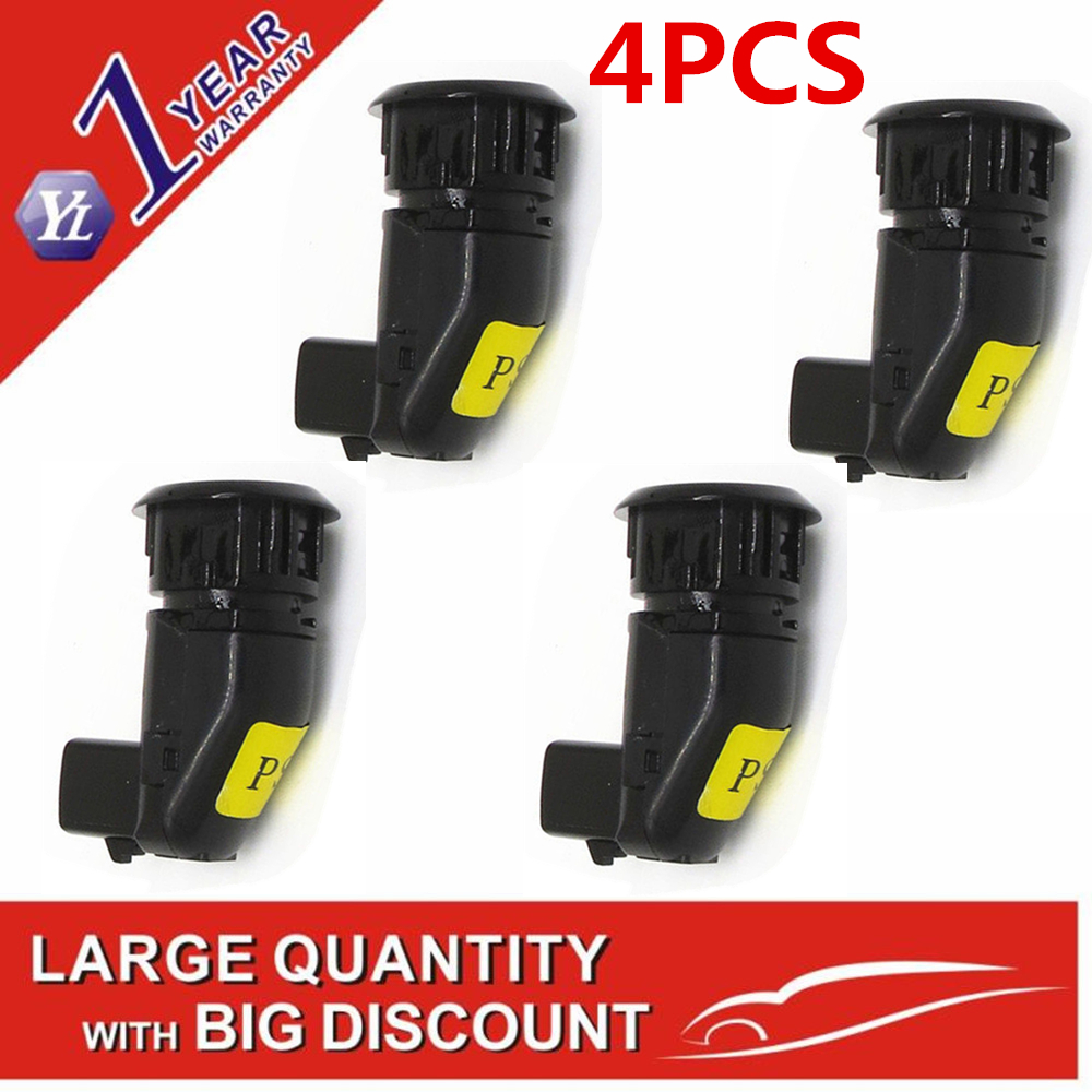 4PCS New car reverse parking sensor for case for Chevrolet Captiva PDC Sensor 96673471 96673467 96673464 96673474 96673466