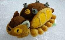 2018 NEW 6pcs Stuffed Animals My Neighbor Totoro Family Plush Set Soft Kids Toys Gift Upgrade Ghibli CATBUS Peluche