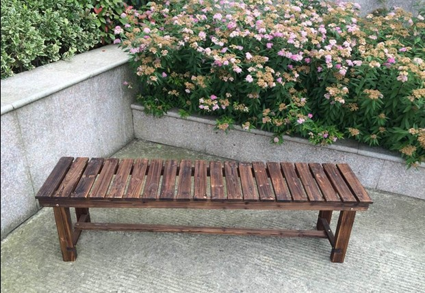 Online get cheap cheap wooden benches alibaba group Cheap outdoor bench