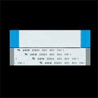 100 pcs 150mm-1.0mm-32p awm 20624 150mm 길이 1.0mm 피치 32pin 등방성 플렉시블 플랫 케이블 ffc/fpc for dvd evd lcd ect