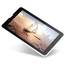 Yuntab белый E706 7 «Google Android 5.1 Tablette 3 г разблокировать телефон Tablette ПК Quad-Core Сенсорный экран двойной Камера