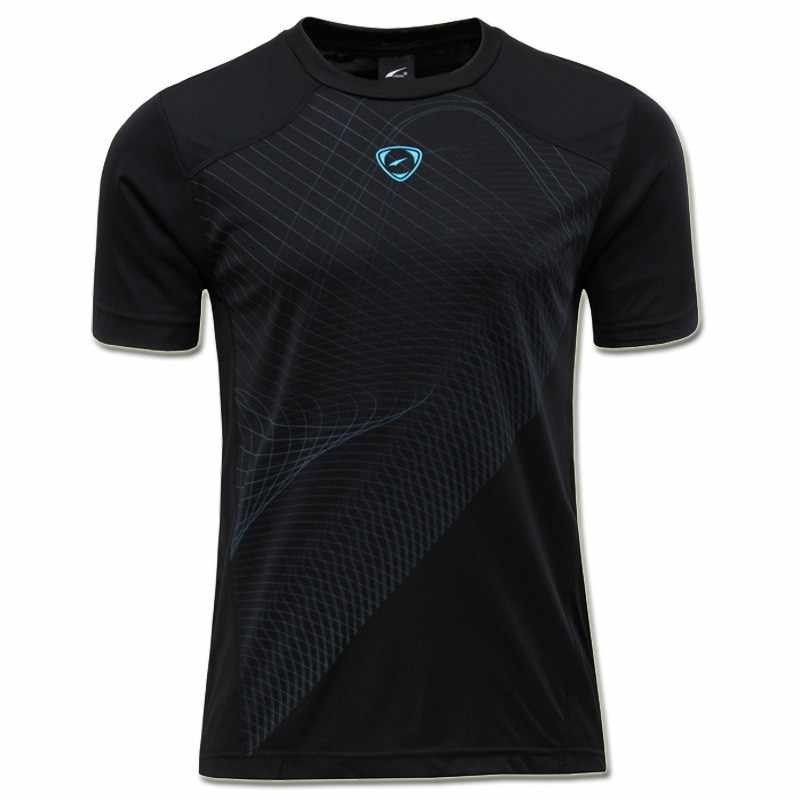 jeansian Men's Sport Tee Shirts Tshirts T-shirts Running Workout Training Gym Fitness Running Yoga LSL069