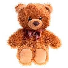 Мягкая игрушка DREAM MAKERS Мишка Сашка, 29 см