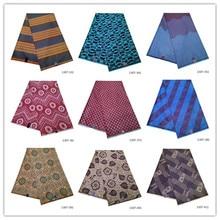 High quality jacquard wax 100% Polyester( soft bazin wax fabrics 6 yards/pcs guarante real wax african wax print fabric 1307-331 20 pcs high quality 100