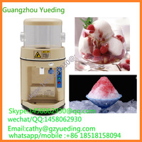 free shipping Snow cone hand home ice crusher machine/Snow Cone Maker crushed ice machine Ice Slicer Machine Commercial